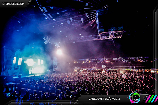 Life in color vancouver drzkrs design blueprint events is proud to present the vancouver debut of the world famous paint party life in color life in color formerly known as dayglow malvernweather Images